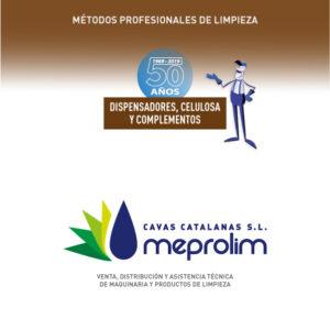 Dispensadores, Celulosa y Complementos