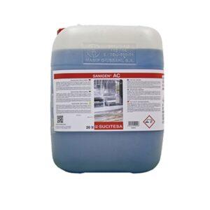 Detergente Alimentario Espuma